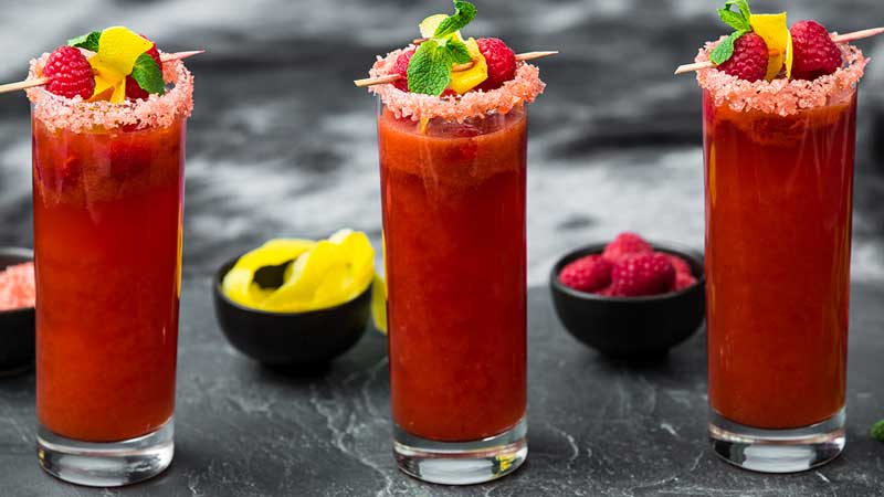 the maharaja caterers, mocktails